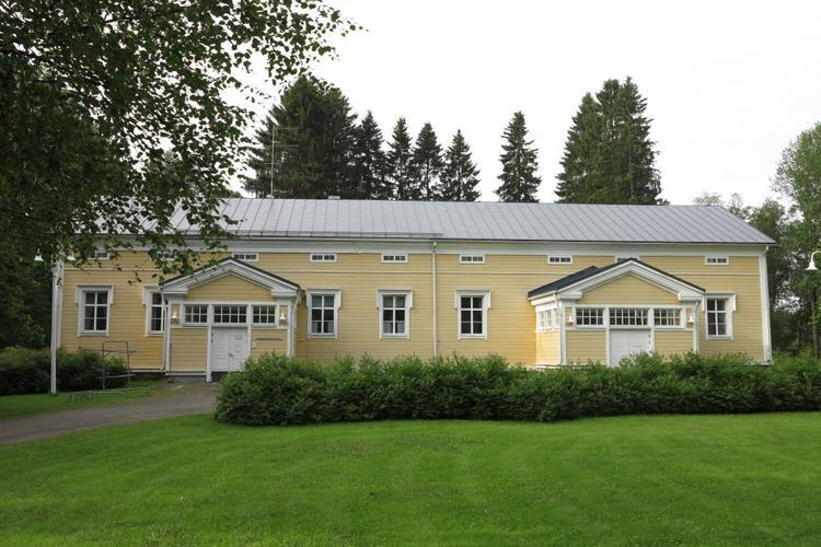 Piippolan seurakuntatalo