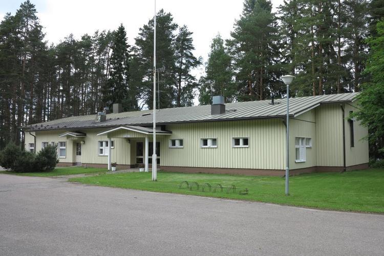 Pulkkilan seurakuntatalo