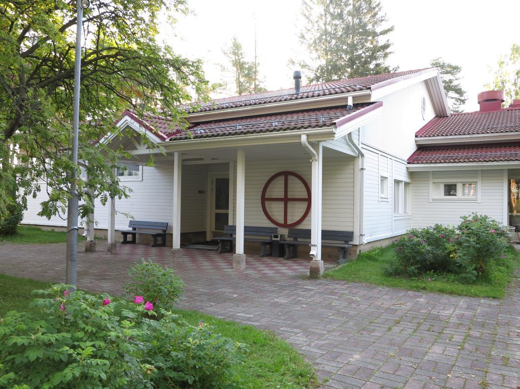 Rantsilan seurakuntatalo