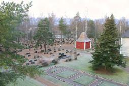 Rantsilan hautausmaa