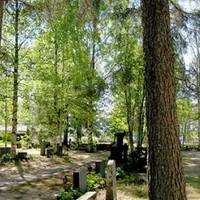 Pyhännän hautausmaa