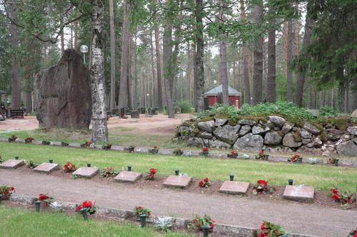 Kestilän hautausmaa